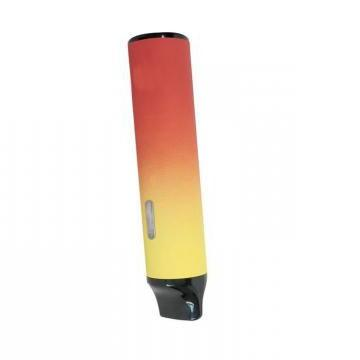 E-CIGS VAPOR SOLD HERE (Red/Yellow) Windless Polyknit Feather Flag (2.5 x 11.5 f